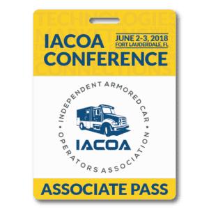 IACOA Conference Pass - Associate