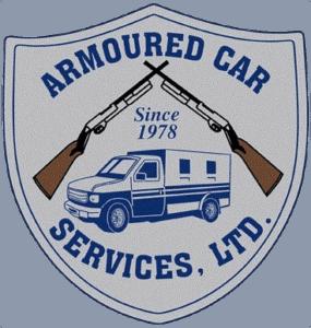 Armoured Car Services LTD Logo
