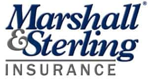 Marshall Sterling Insurance Logo