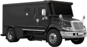 Armored Truck - Black