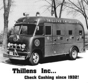 Thillens Check Cashing Since 1932