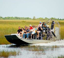 Air Boat - 2018 IACOA conference optional event 1