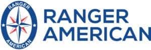 Logo Ranger American Horizontal Logo
