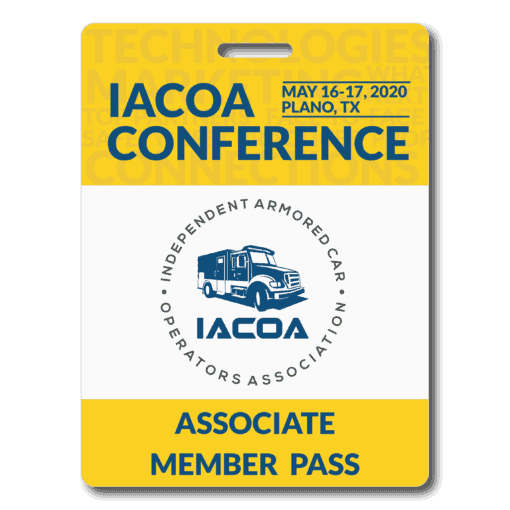 Associate Conference Pass Badge - 2020 - Plano, TX